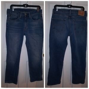 Levi Strauss jeans original riveted 514 size 32